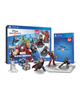 PS4 Disney Inf 2.0 Avengers Starter Pack - Envío Gratuito