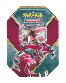 Pokémon TCG EX Yveltal Collector Tin Multicolor - Envío Gratuito