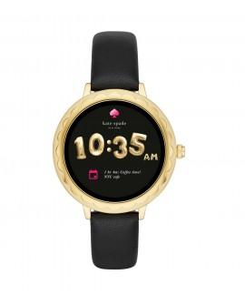 Kate Spade Smartwatch Scallop Touchscreen Negro - Envío Gratuito