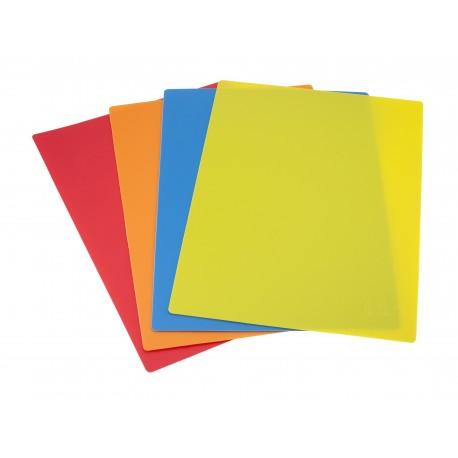 Joie Set de 4 tablas flexibles para picar Distintos colores - Envío Gratuito
