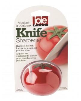 Joie Afilador de cuchillos en forma de jitomate Rojo