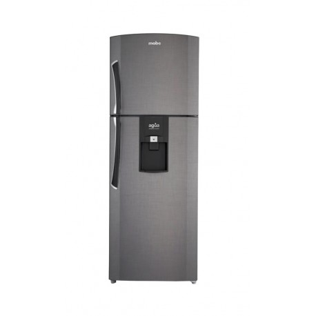 Mabe Refrigerador de 15 Pies cúbicos con despachador de agua Grafito - Envío Gratuito