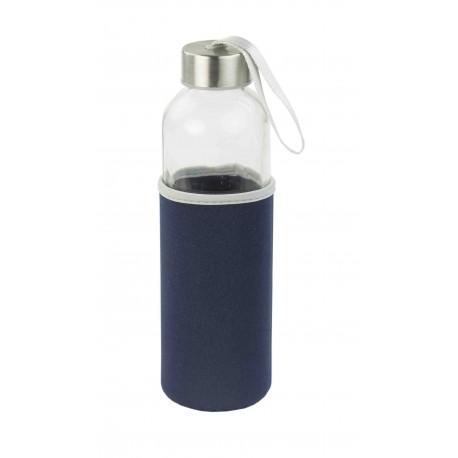 HDS Botella de viaje con funda de 530 ml Distintos colores - Envío Gratuito