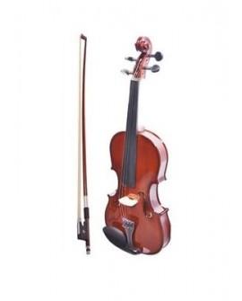 La Sevillana Violin DLX-LSV44 Café - Envío Gratuito