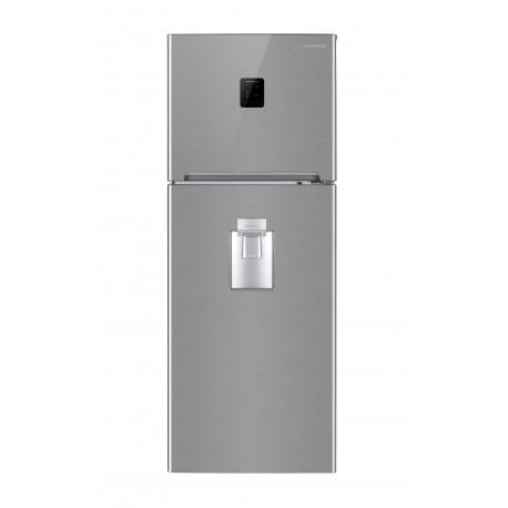 Daewoo Refrigerador de 14 Pies cúbicos Glam Silver - Envío Gratuito