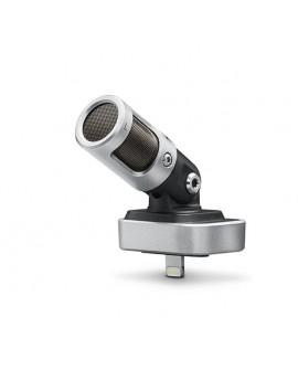 Shure Micrófono digital MV88 Gris - Envío Gratuito
