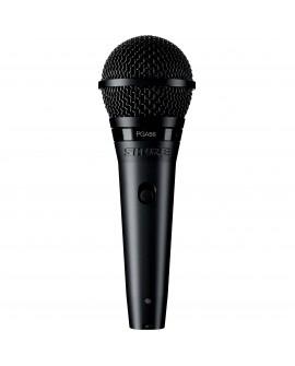 Shure Micrófono Cardioide dinámico para voces PGA58BTS Negro - Envío Gratuito