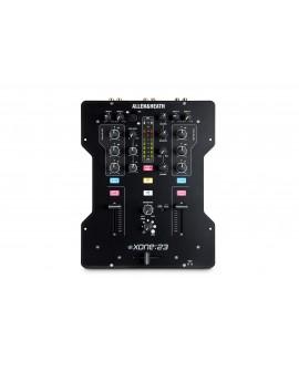 Allen & Heath Mezcladora DJ XONE 23 Negro - Envío Gratuito