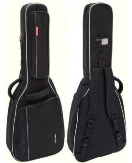 Gewa Funda Para Guitarra Electrica Negro - Envío Gratuito