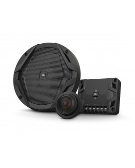 """JBL Set de medios 6.5"""" 2 VIAS GX600C Negro - Envío Gratuito"""