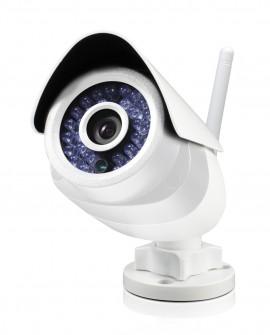 Swann Cámara IP exterior con visión nocturna y HD Blanco - Envío Gratuito