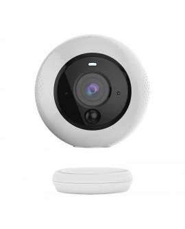 Motorola Cámara IP Orbit para interiores y exteriores Blanco - Envío Gratuito