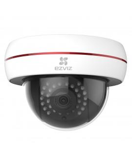 Ezviz Cámara IP de 1080p para exterior Husky Dome Blanco/negro - Envío Gratuito