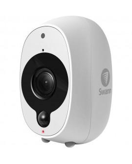Swann Cámara IP de 1080p F-HD para interiores y exteriores Blanco - Envío Gratuito