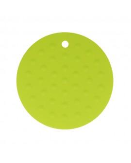 Metaltex Protector redondo de silicón Verde