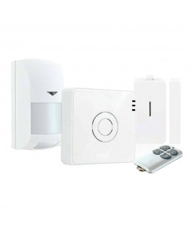 BroadLink Kit de alarma para el hogar Blanco - Envío Gratuito