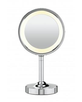Conair Espejo de doble vista 5X/1X con luz Plata - Envío Gratuito