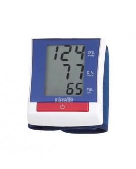 Microlife Monitor de presión arterial automático para muñeca Blanco - Envío Gratuito