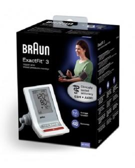 Braun Medidor de presión de brazo Blanco - Envío Gratuito