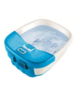 Homedics Tina de burbujas para pies FB50 Blanco/Azul - Envío Gratuito