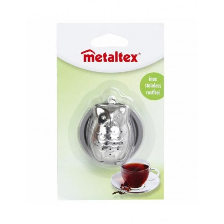Metaltex Infusor de Té con forma de búho - Envío Gratuito