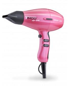 Timco Secadora profesional de cabello tecnología Ionic Rosa - Envío Gratuito