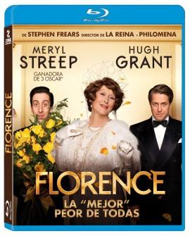 """Florence: la """"Mejor"""" Peor de todas (Blu-ray) 2016 - Envío Gratuito"""