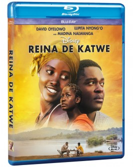 Reina de Katwe (Blu-ray) 2016 - Envío Gratuito