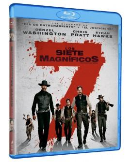 Los Siete Magníficos (Blu-ray) 2016 - Envío Gratuito