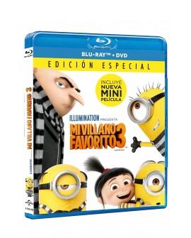 Mi villano favorito 3 (Blu-ray/DVD) 2017 - Envío Gratuito