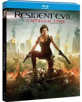 Resident Evil: Capítulo Final (Blu-ray) 2016 - Envío Gratuito