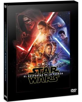 Star Wars: Episodio VII El despertar de la Fuerza (DVD) 2015 - Envío Gratuito