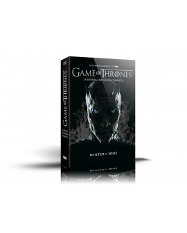 Game Of Thrones: Temporada 7 (DVD) - Envío Gratuito