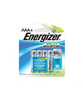 Energizer EcoAdvanced AAA - Envío Gratuito