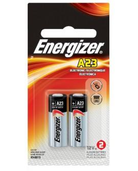 Energizer A23 Alkaline 12V BP2 ZM - Envío Gratuito