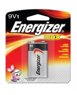 Energizer Max 9V - Envío Gratuito