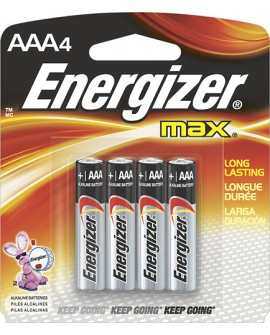Energizer Max AAA - Envío Gratuito