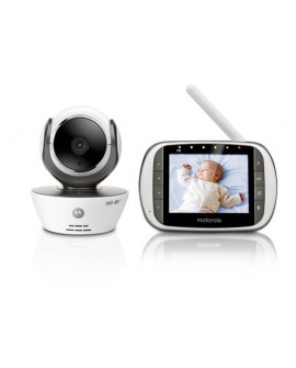 Motorola Video monitor para bebes Wi Fi - Envío Gratuito