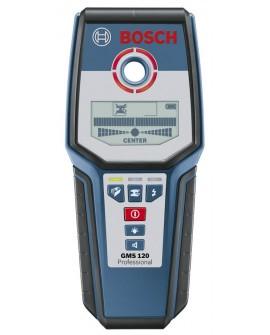 Bosch Herramienta Detector de Metales Azul/Negro - Envío Gratuito
