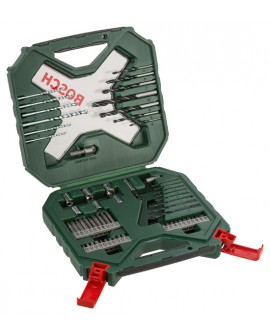 Bosch Herramienta Set de X-LINE 60 Piezas Verde - Envío Gratuito