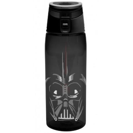 Disney Botella Tritan Guerra de las Galaxias Negra - Envío Gratuito