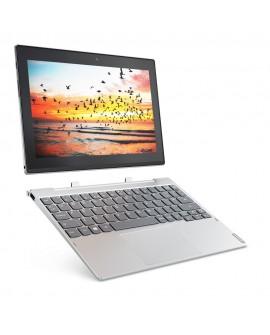 "Lenovo Laptop Convertible MIIX 320 de 10.1"" Intel Atom Intel HD Memoria 2 GB Disco duro 32 GB Plata"