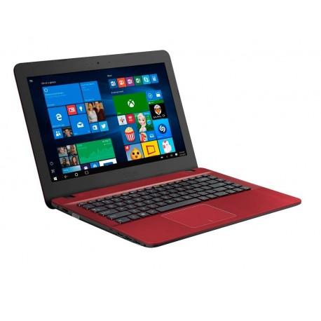 """Asus Laptop X441NA GA015T de 14"""" Intel Celeron Memoria de 4 GB Disco Duro 500 GB Rojo - Envío Gratuito"""