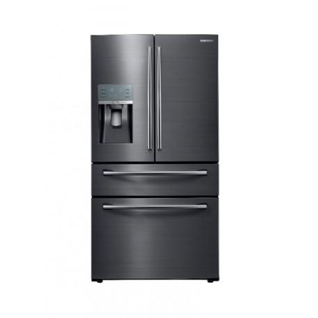 Samsung - Refrigerador de 28 pies cúbicos y 3 puertas - Negro - Envío Gratuito