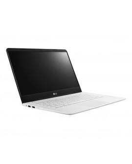 """LG Laptop 14Z960 AJ32B1 de 14"""" Core i3 Intel HD 520 Memoria 4 GB Unidad de estado sólido 128 GB Blanco"""