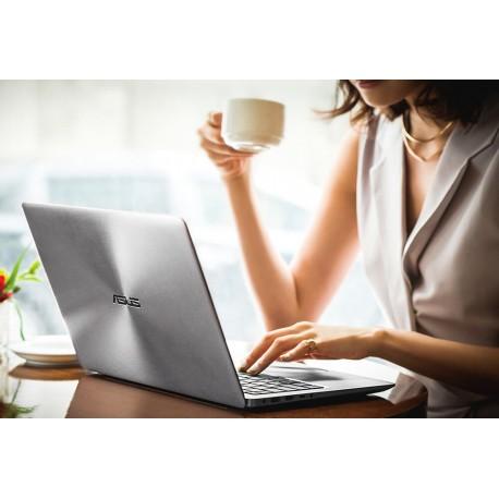 """Asus Laptop ZENBOOK UX410UA GV017T de 14"""" Core i3 Memoria de 4 GB Unidad de estado sólido de 128 GB Gris - Envío Gratuito"""