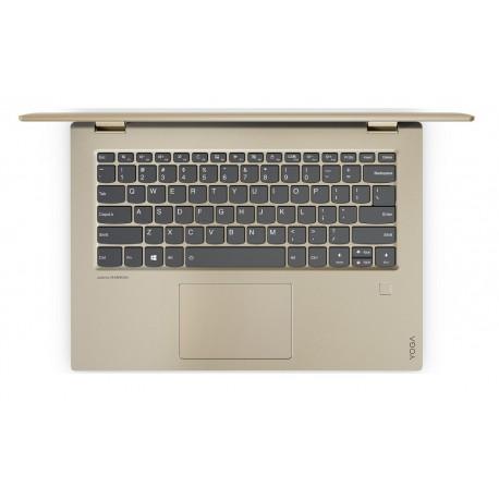 """Lenovo Laptop Convertible YOGA 520 14IKB I5 de 14"""" Core i5 Memoria 8 GB Disco Duro 1 TB Dorado - Envío Gratuito"""