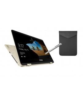 "Asus Laptop ZENBOOK FLIP UX461UA E1108T de 14"" Core i5 Memoria de 8 GB Unidad de estado sólido de 256 GB - Envío Gratuito"
