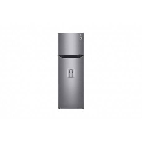 Lg Refrigerador Top Mount 9 Pies Cúbicos Compresor Linear Inverter Platinum Silver - Envío Gratuito