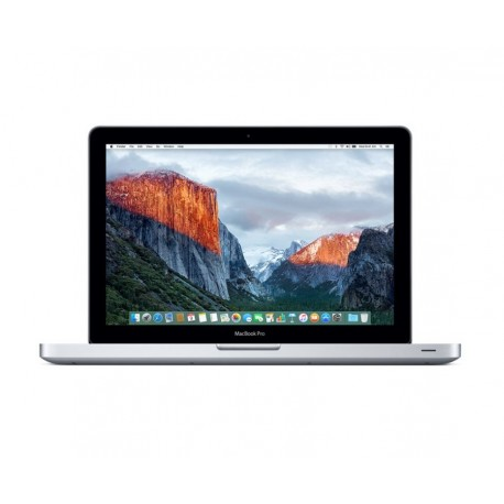 "Apple MacBook Pro MJLQ2E/A de 15.4"" Intel Core i7 Memoria de 16 GB Unidad de estado sólido de 256 GB Plata - Envío Gratuito"